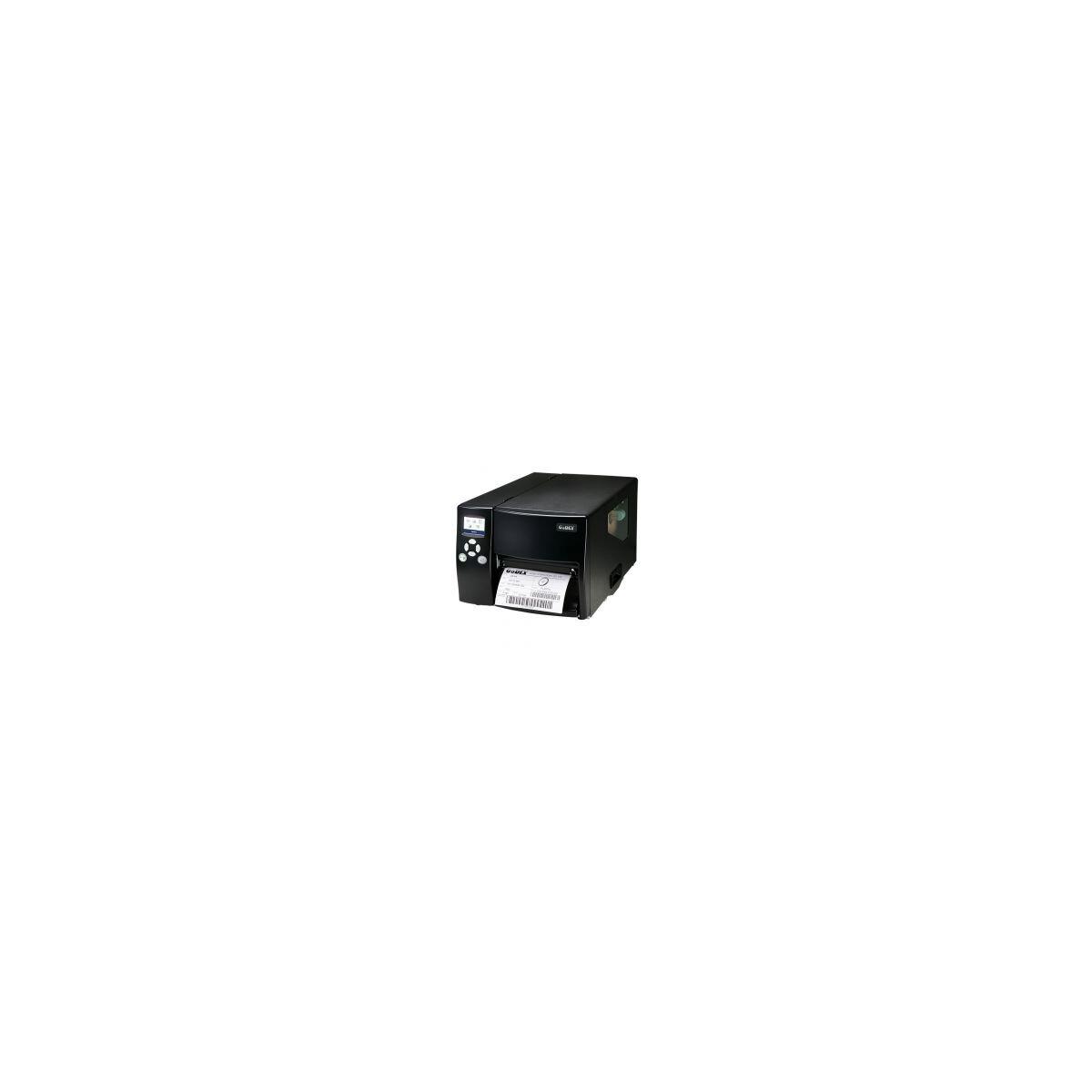 Godex Drucker EZ-6250i - Basisgerät mit Abreißkante